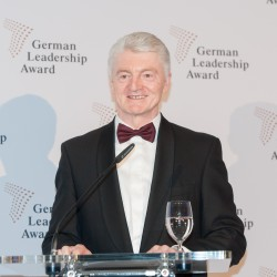 Preisträger 2017: Dr. Heinrich Hiesinger